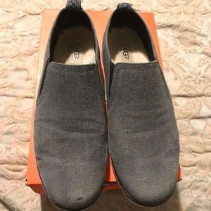 Men's ugg slip on shoes sz 12